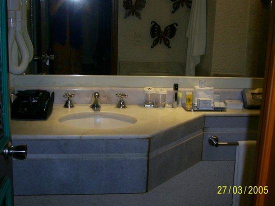 Iberostar Cozumel: salle de bain