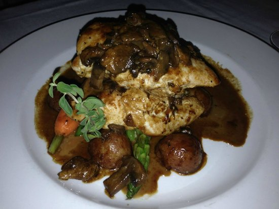 Barone's: Chicken Piccata!