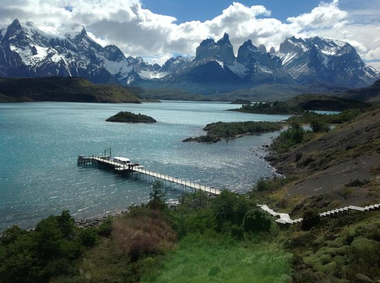 explora Patagonia: From our window