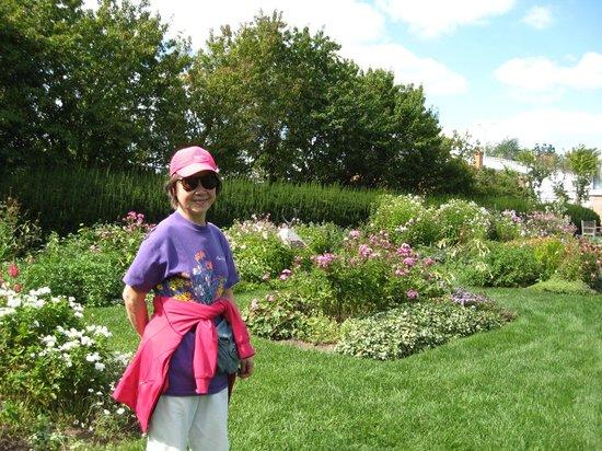 Matthaei Botanical Gardens: Part of the Botanical Gardens.