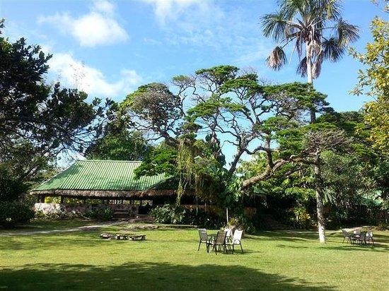 Campamento Canaima: Edifício principal