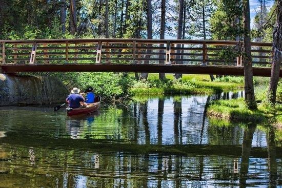 Eldorado National Forest : Wrights Lake