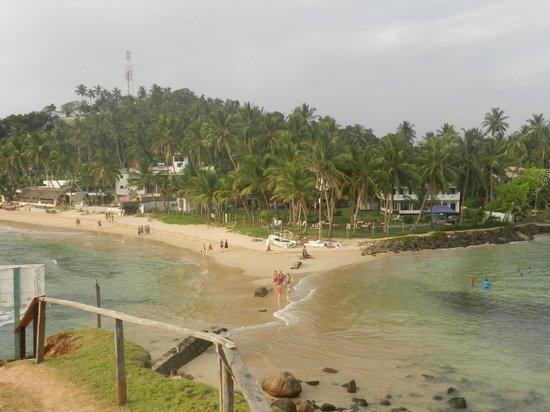 Villa Sea View: spiaggia di mirissa