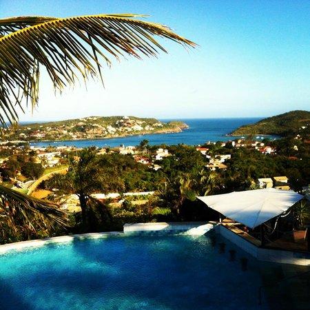 Tropico de Capricornio : Vista da Varanda