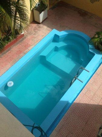 Hostal La Casona: From the terrace room