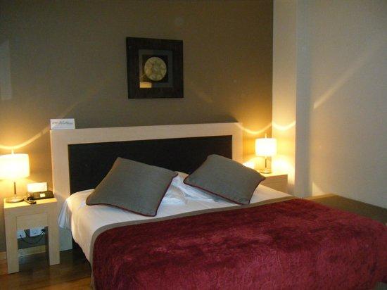 Villa Emilia: Our bed!