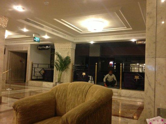 Hotel Clarks Shiraz: 1 этаж