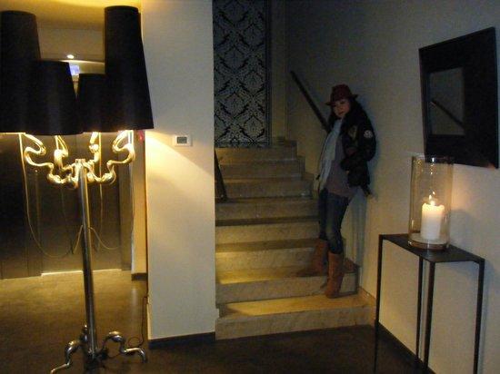 Villa Emilia: Lobby