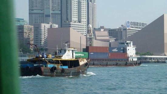 Holiday Inn Express HONG KONG SOHO : close to piers