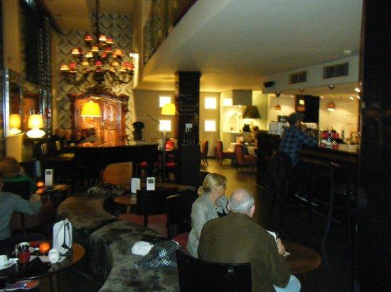 Villa Emilia: Bar