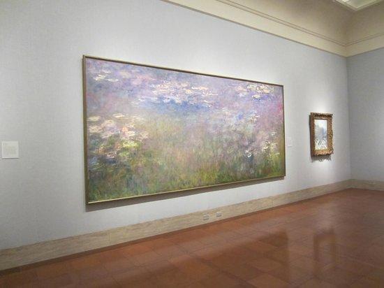 Nelson-Atkins Museum of Art: Monet