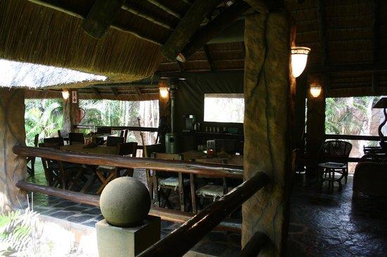 """Kaia Tani Guesthouse: la """"sala da pranzo"""""""