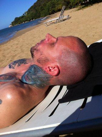 Rincon Beach Resort: Pasandola super