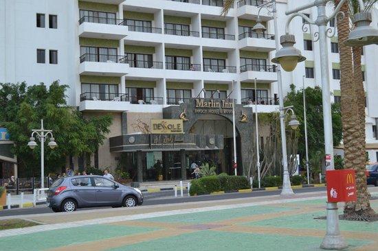 Marlin Inn Azur Resort: Отель