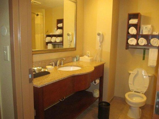 Hampton Inn Killeen : bathroom