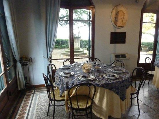 La Boffalora : Tavolo sala esterna