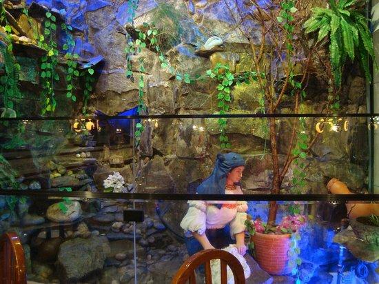 Hotel El Indio Inn: Comedor
