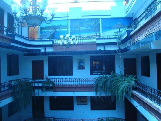 Hotel El Indio Inn: Vista del hotel