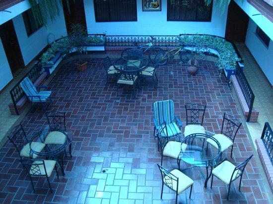 Hotel El Indio Inn: Cafeteria