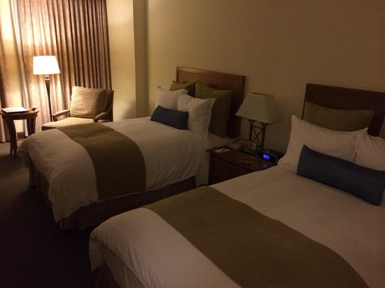 InterContinental Real Managua at Metrocentro Mall : Double room