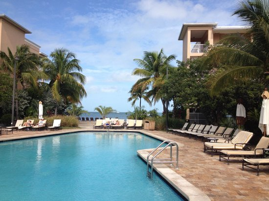 Key West Marriott Beachside Hotel: Piscina