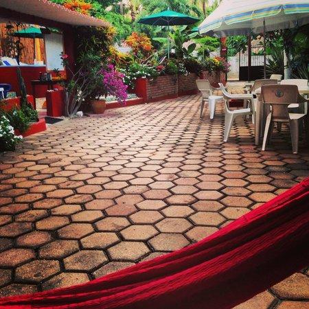 Courtyard Hotelito Swiss Oasis