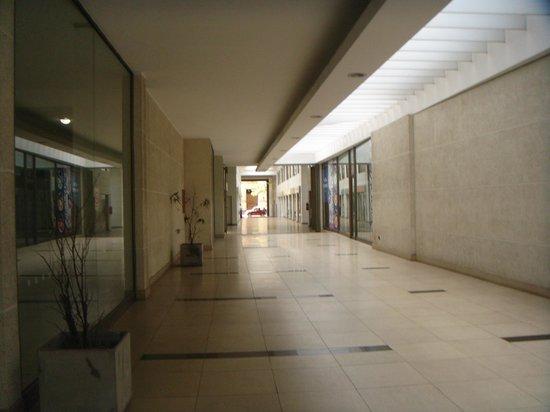 Personal Aparts Bellas Artes: Ingreso