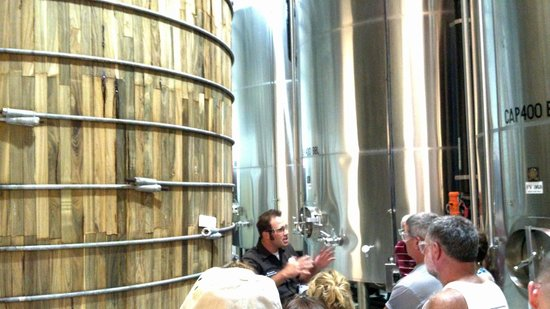 Dogfish Head Craft Brewery: My favorite Tour Guide.
