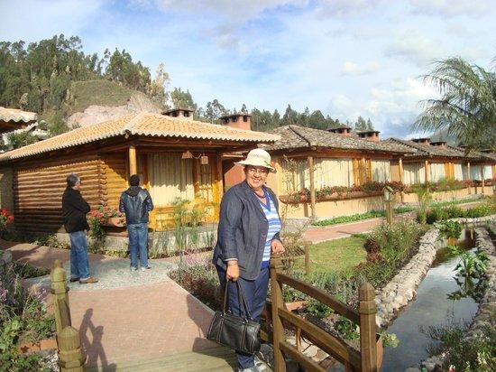 Hosteria Cabanas del Lago: Cabañas - habitaciones