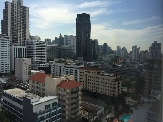 BelAire Bangkok: View from the Window