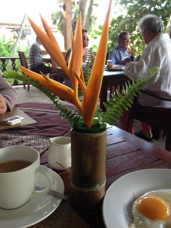 Le Bel Air Boutique Resort: breakfast