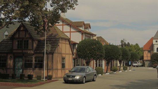 The Greenhouse Cafe: Приятные впечатления от окрыжающих кварталов