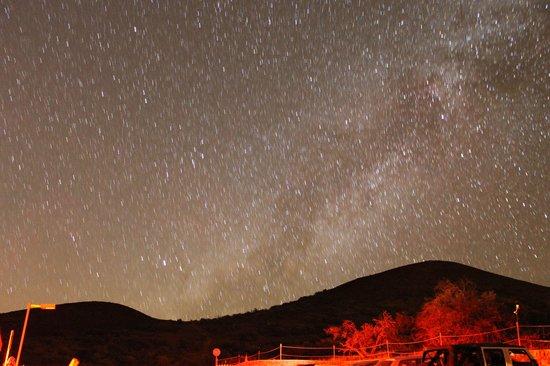 Maunakea Visitor Information Station : Starry Night