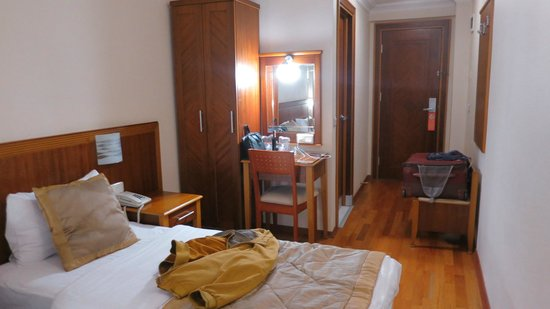 Hotel Centrum Istanbul: Standart room