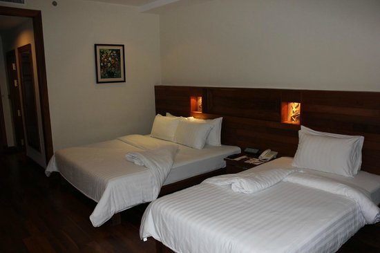 Angkor Miracle Resort & Spa : My room