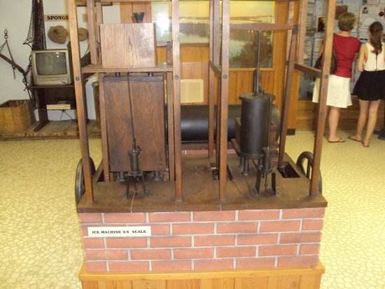John Gorrie State Museum: Centerpiece Of Museum