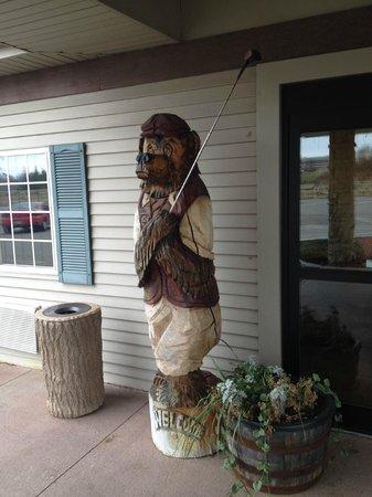 Stoney Creek Inn: Welcome