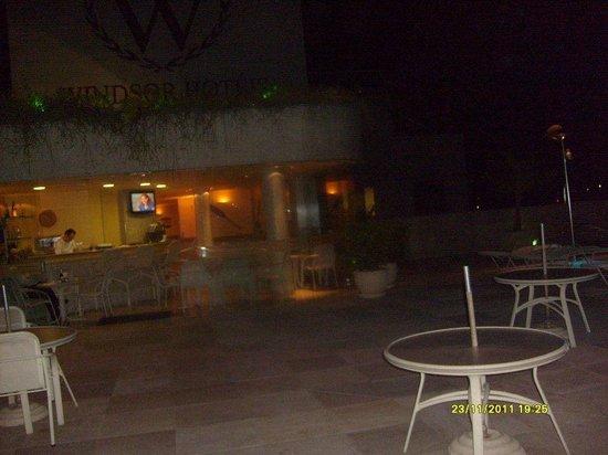 Terraza Bar Picture Of Windsor Plaza Copacabana Hotel Rio