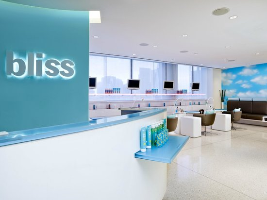 Rejuvenate at Bliss Spa on the 16th Floor