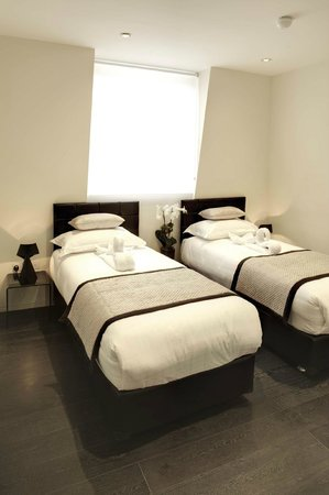 Haverstock Hotel: Twin room