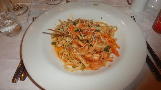 Hotel Riu Santa Fe Italian Restaurant On The Resort
