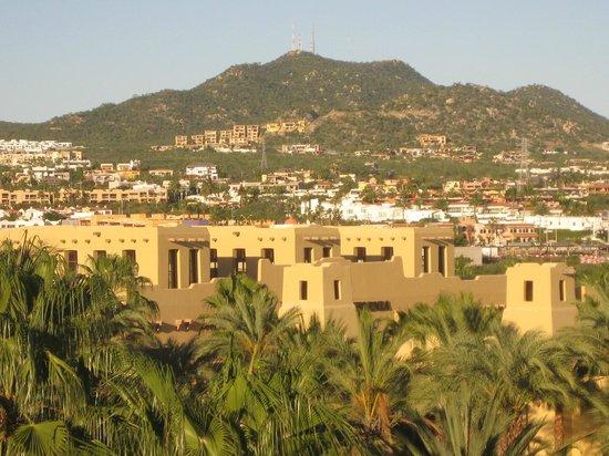 Hotel Riu Santa Fe : View from Building 4, 4th floor