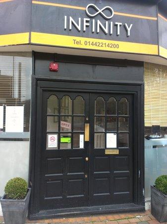Infinity Restaurant: Affinity