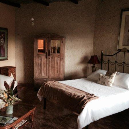 The Golden Frog Inn: Room #2-Very Spacious