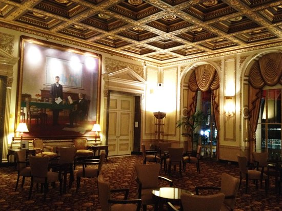 The Langham, Boston: Salon