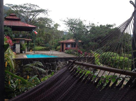 The Golden Frog Inn: Lovely place