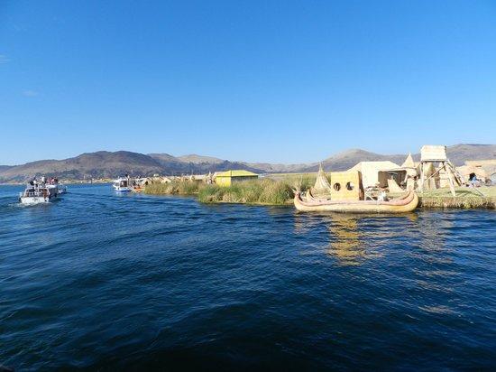 Puno, Peru: Lago Titicaca e a Ilha dos Uros