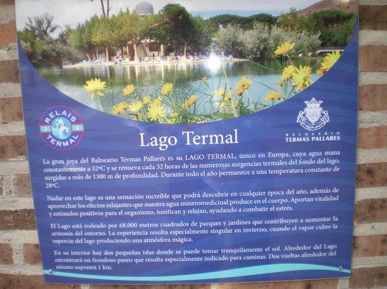 Balneario Termas Pallares - Hotel Parque: La joya del balneario