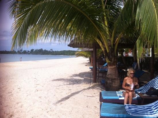 Sokha Beach Resort: elle est pas belle la vie!
