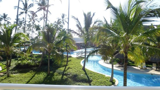 Secrets Royal Beach Punta Cana : View from room